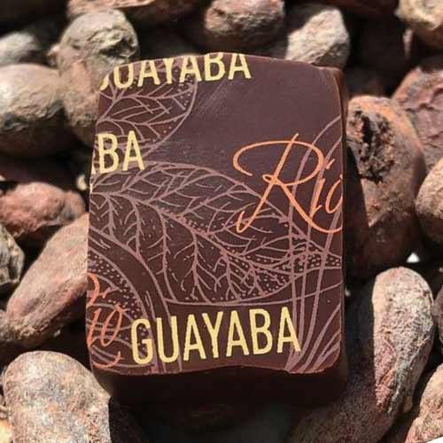 Ganache-noir - Rio-Guayaba