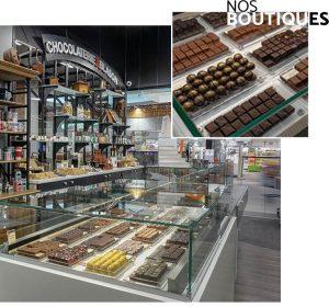Nos-boutiques - Chocolaterie-du-Blason