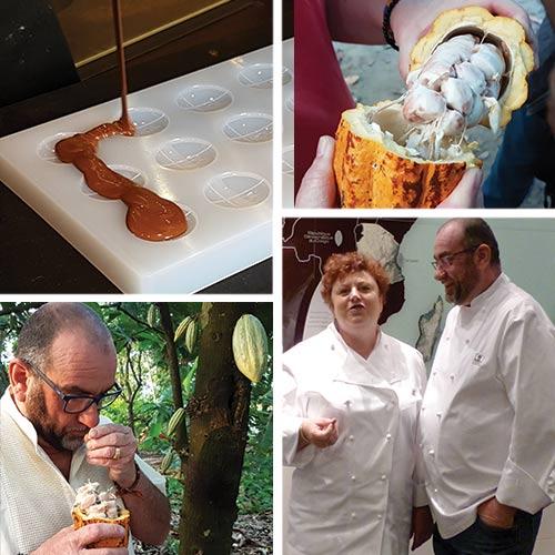 Passion & inventivité - Chocolaterie du Blason