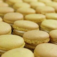 Macaron 3 - Chocolaterie du Blason