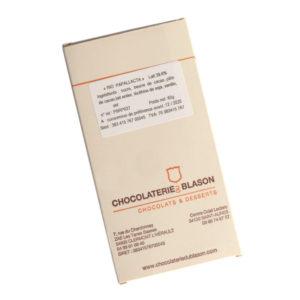 Tablette-Rio Papallacta-chocolat-lait-AR